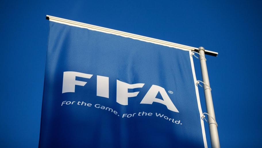 FIFA President Sepp Blatter Announces Resignation
