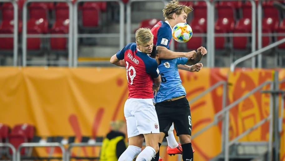 "FIFA U-20 World Cup Poland 2019""Uruguay U20 v Norway U20"""