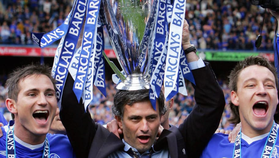 (FILES) Chelsea's Manager Jose Mourinho