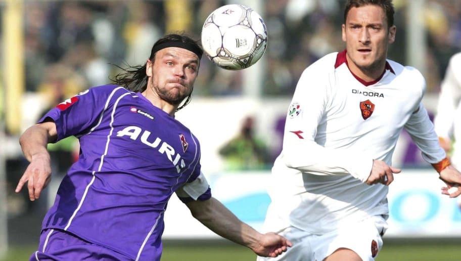 Tomas Ujfalusi,Francesco Totti