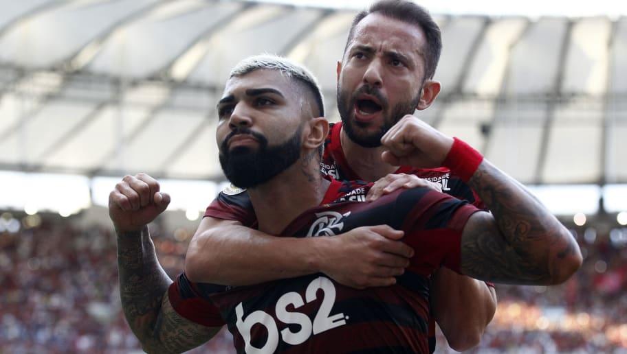 Flamengo v Athletico PR - Brasileirao Series A 2019