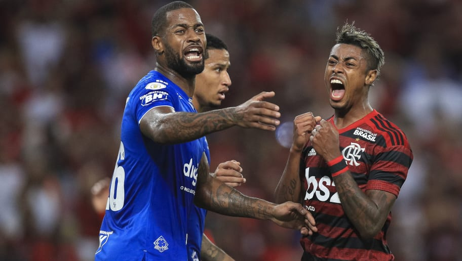 Bruno Henrique,Dede