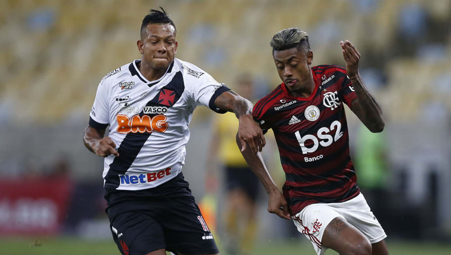 Bruno Henrique,Fredy Guarin
