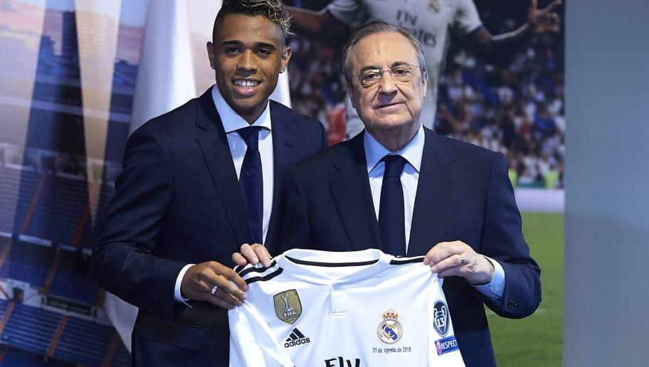 d3cc8a4b0 Florentino Perez Slams Critics  Justifies Real Madrid s Transfer Business  This Season