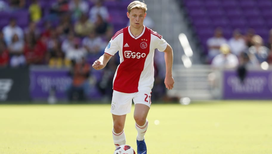 Florida Cup 2019'Ajax Amsterdam v Sao Paulo FC'