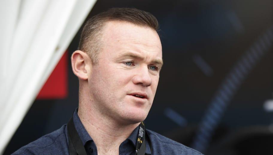 Wayne Rooney,Alejandro Agag