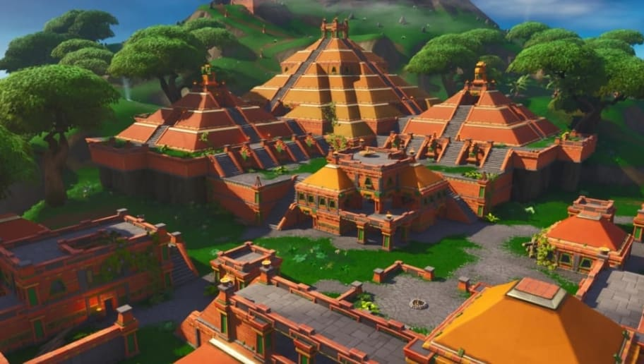 Solar Panel Array Fortnite is how you find Fortbyte #95
