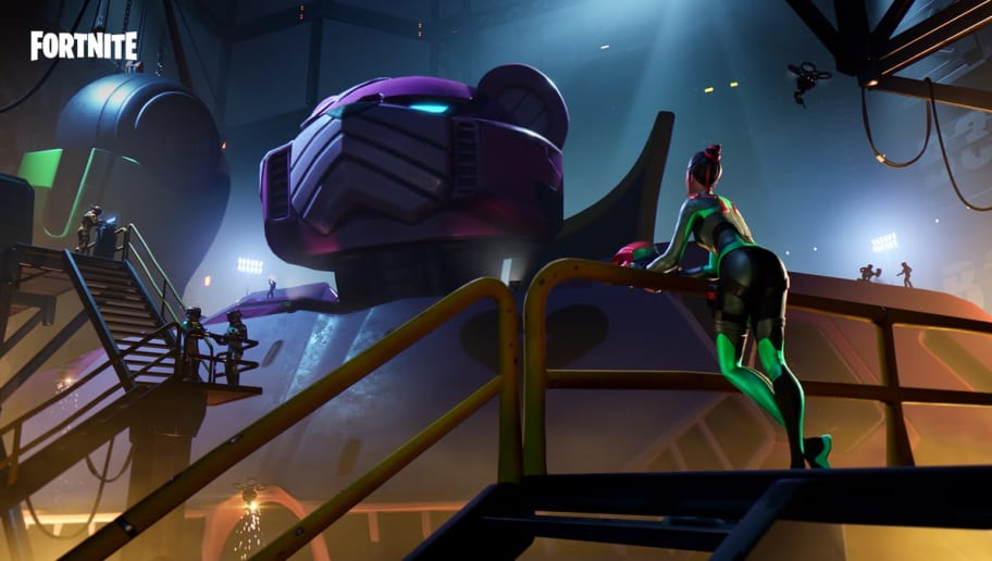 Fortnite Monster event concluded Saturday afternoon. Here's what went down.