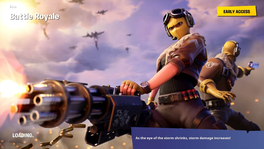 Fortnite Week 1 Secret Battle Star can be found using the week's loading screen. Here's some help.
