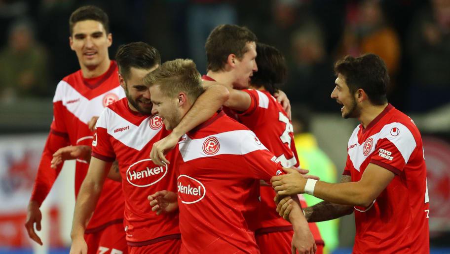 Fortuna Dusseldorf 2-1 Borussia Dortmund  Report dece1e359