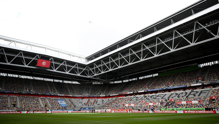 Fortuna Duesseldorf v FC Augsburg - Bundesliga