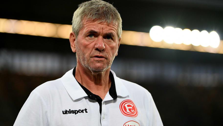 Fortuna Düsseldorf: Die voraussichtliche Startelf gegen Borussia Mönchengladbach