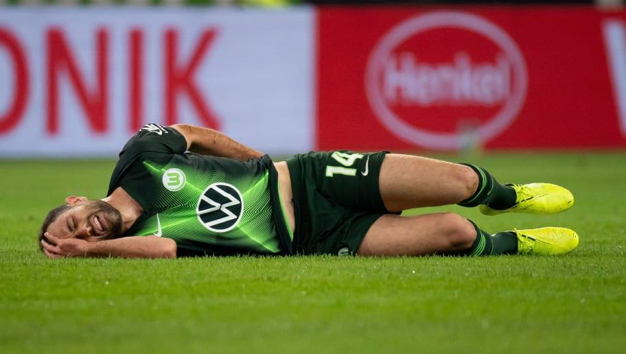 Verletzung beim Nationalteam: VfL Wolfsburg muss vorerst auf Mehmedi verzichten