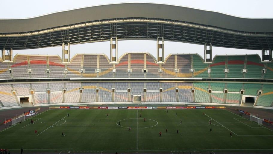 10 Stadion Sepak Bola Terbesar di Asia | 90min