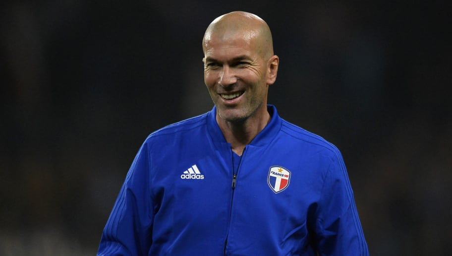 Zinedine Zidane ready for 'serious' talks about Chelsea FC job