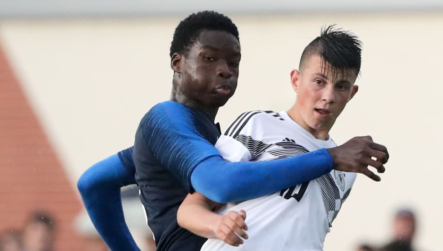 France U16 v Germany U16 - International Friendly
