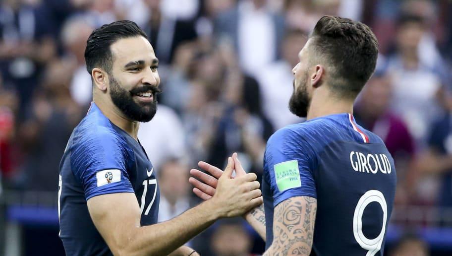 STOPPEUR : Adil Rami tacle sévèrement les détracteurs d'Olivier Giroud