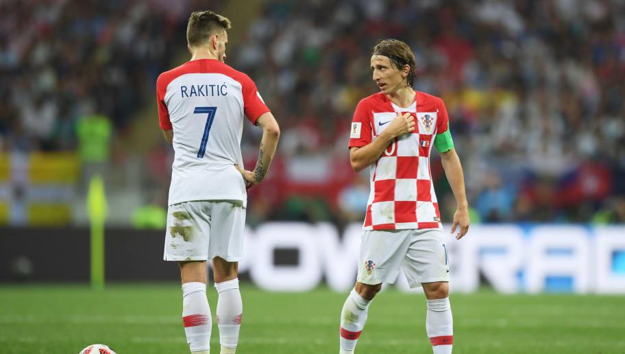 Ivan Rakitic,Luka Modric