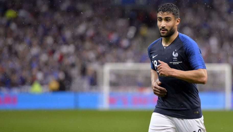 PARIS, FRANCE - MAY 28:  Nabil Fekir of France reacts during the international friendly match between France and Republic of Ireland at Stade de France on May 28, 2018 in Paris, France.  (Photo by Aurelien Meunier/Getty Images)
