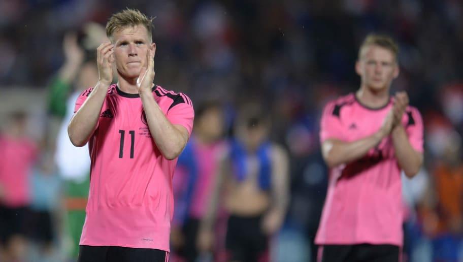 Matt Ritchie Retires From International Football Following Talks With Scotland Manager Steve Clarke