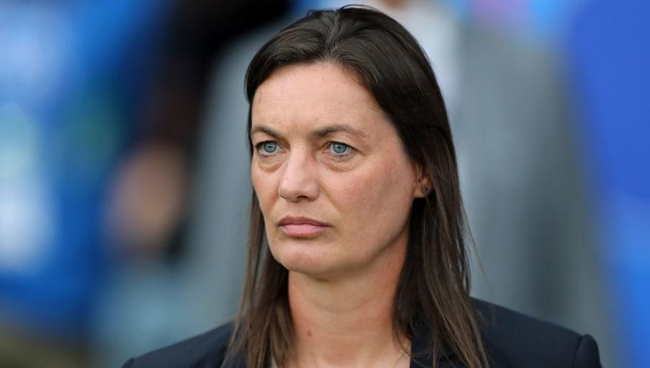 OL : Corinne Diacre répond à Jean Michel Aulas à propos d'Eugénie Le Sommer