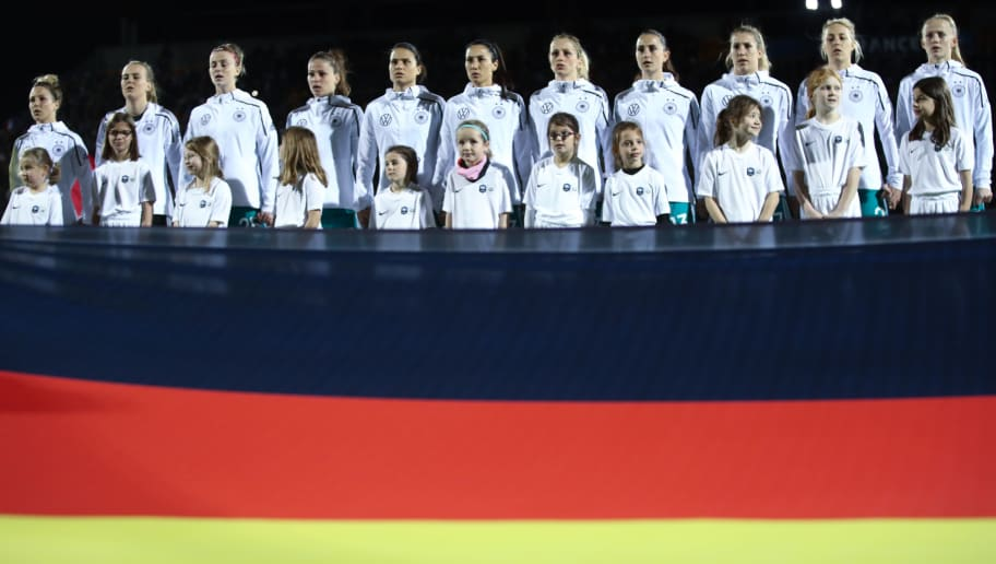 France Women v Germany Women: International Friendly