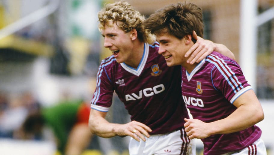 Frank McAvennie,Tony Cottee