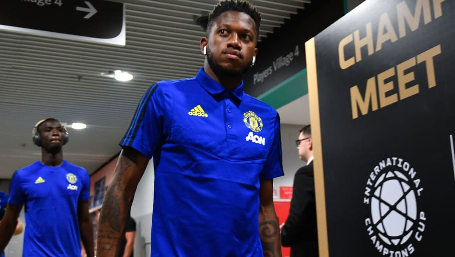 Fred Likes Manchester United Fan's Comment on Instagram Calling Him Better Than Jesse Lingard