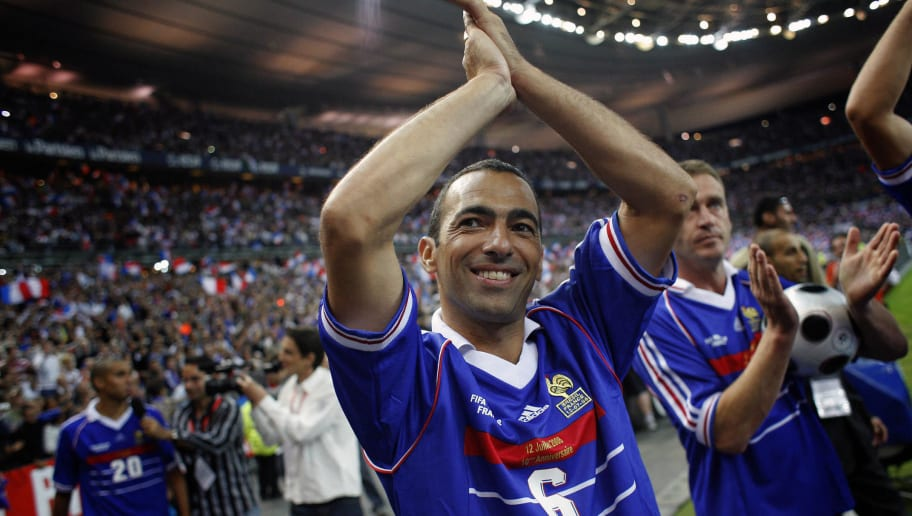 World Cup Winner Youri Djorkaeff Reveals Why He Turned Down Liverpool Move