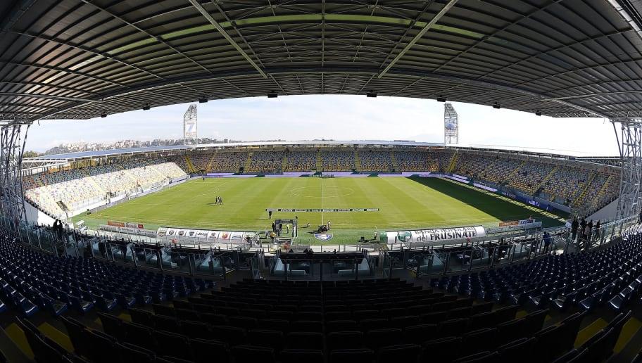 Frosinone Calcio v Parma Calcio - Serie B
