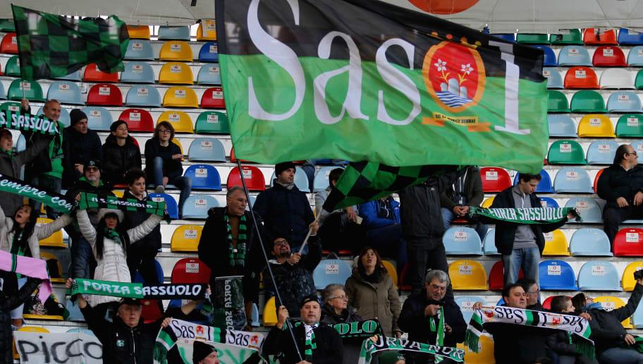 Frosinone Calcio v US Sassuolo - Serie A