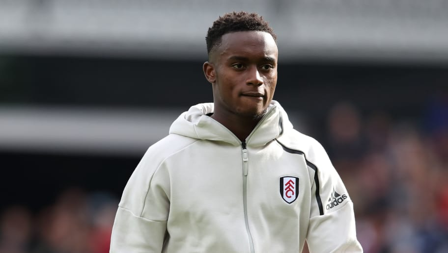 LONDON, ENGLAND - OCTOBER 07: Steven Sessegnon of Fulham during the Premier League match between Fulham FC and Arsenal FC at Craven Cottage on October 7, 2018 in London, United Kingdom. (Photo by James Williamson - AMA/Getty Images)