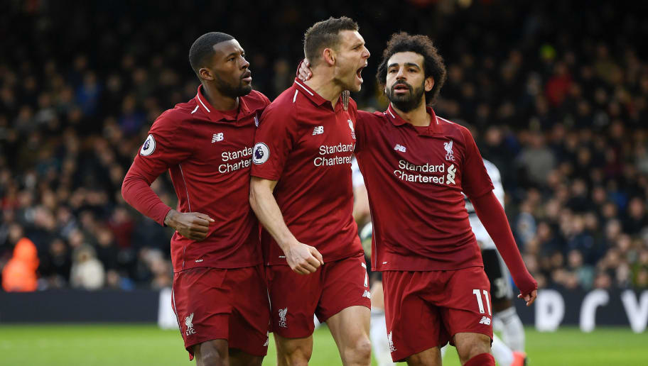 James Milner,Mohamed Salah