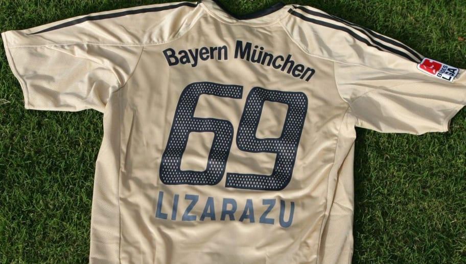 Fussball: 1. Bundesliga 04/05, FC Bayern Muenchen/Trainingslager