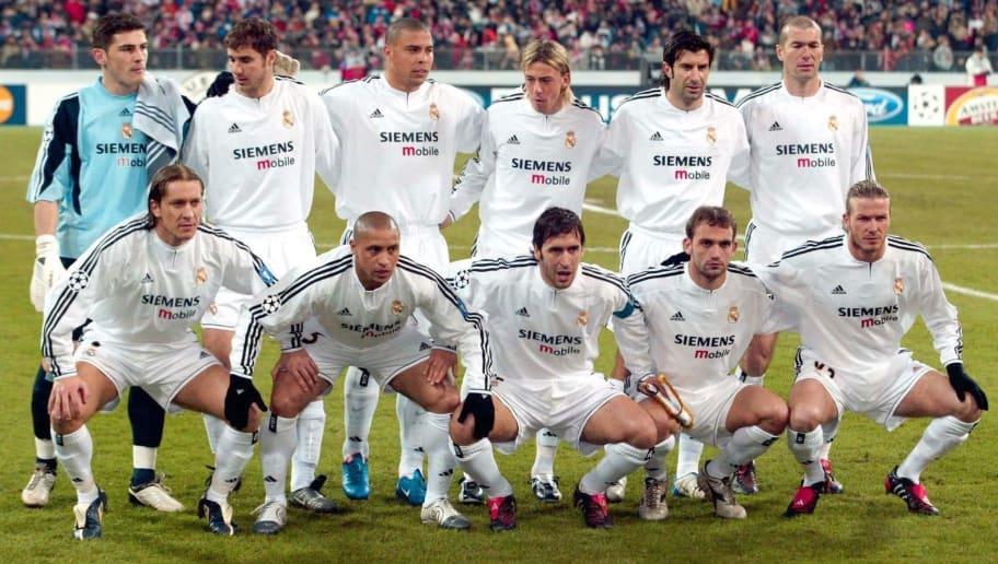 Equipos De Epoca Ii El Real Madrid De Los Galacticos 90min