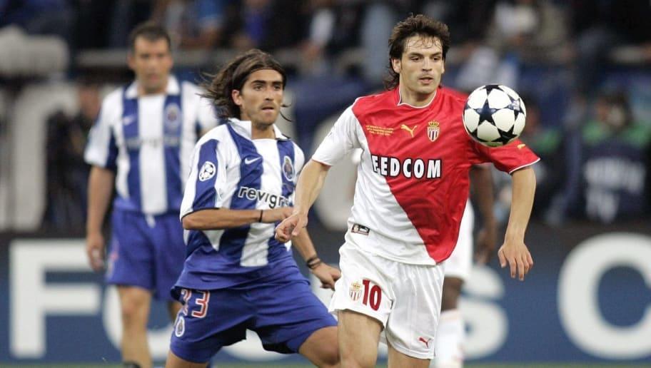 Fussball: CL 03/04 Finale, FC Porto-AS Monaco