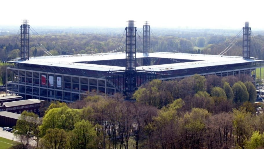Fussball: Sportstaette/Stadion