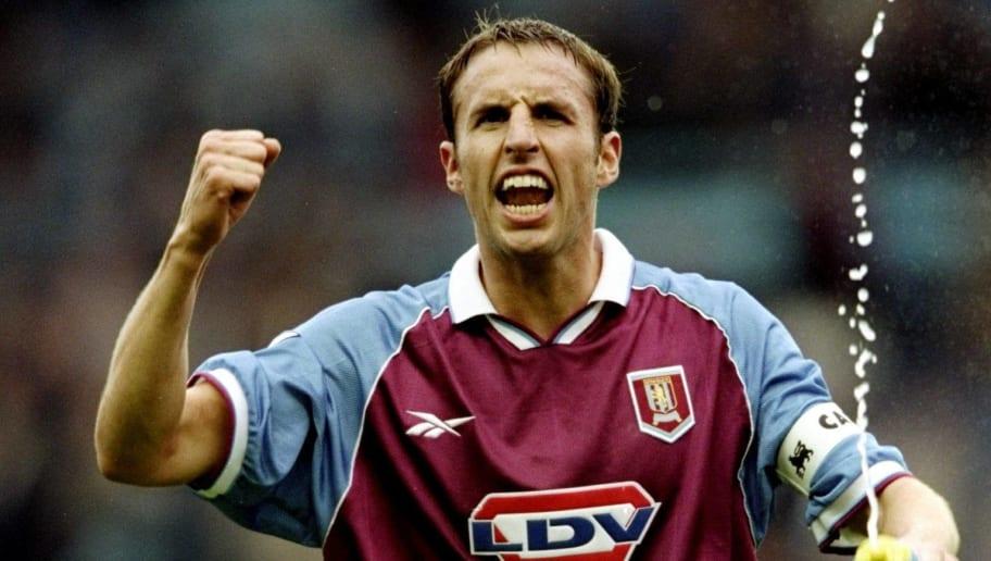 Gareth Southgate of Aston Villa