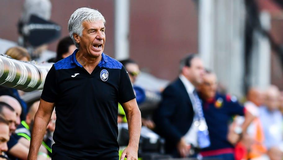 Genoa CFC v Atalanta BC - Serie A