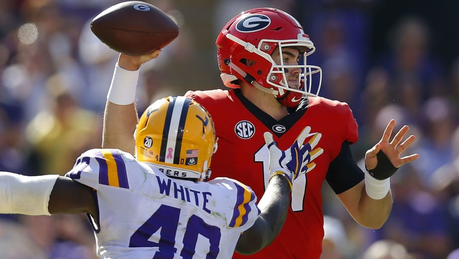 Jake Fromm,Devin White