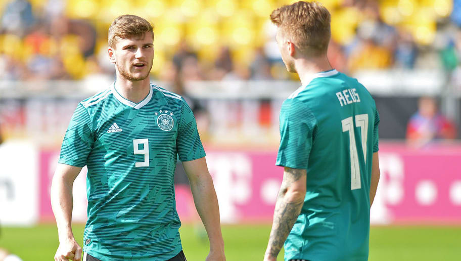 Timo Werner,Marco Reus