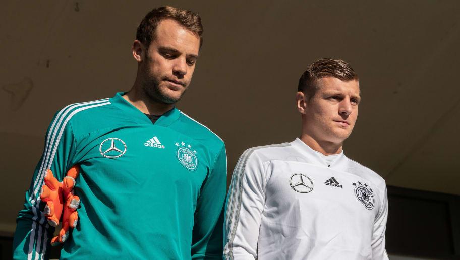 Manuel Neuer,Toni Kroos