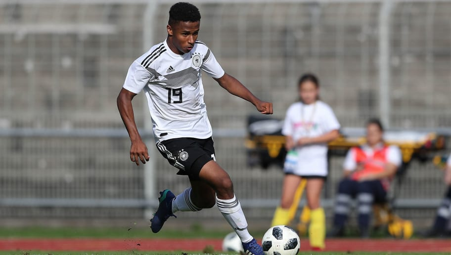 Germany U17 v Netherlands U17 - Four Nations Tournament