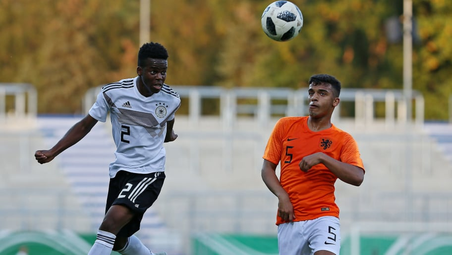 Germany U20 v Netherlands U20 - International Friendly