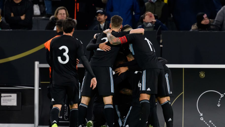 International Friendly: 3 Things We Learned As Argentina Fightback To Draw 2-2 With Germany