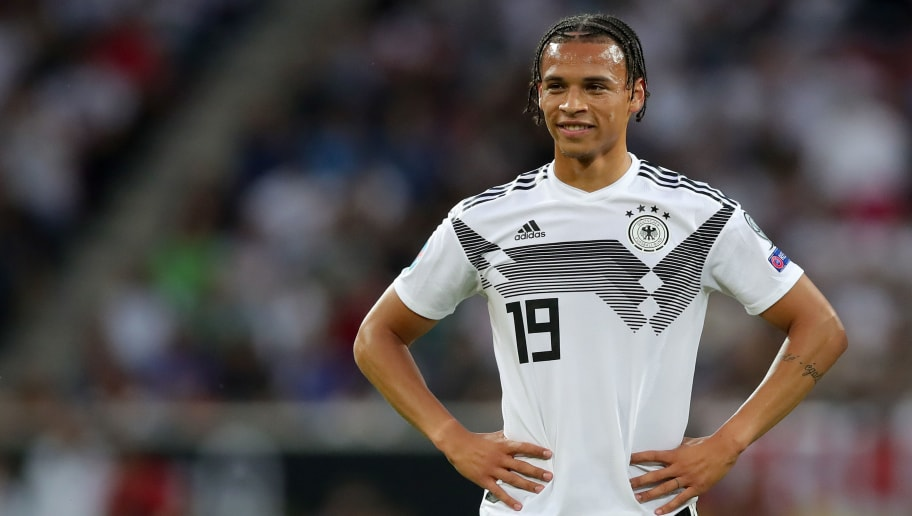 Leroy Sane Refuses to Comment on Bayern Munich Transfer Rumours