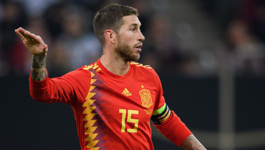8a289026628 Can Sergio Ramos Become the 2nd Captain to Lift the European Cup & World Cup  in the Same Year?