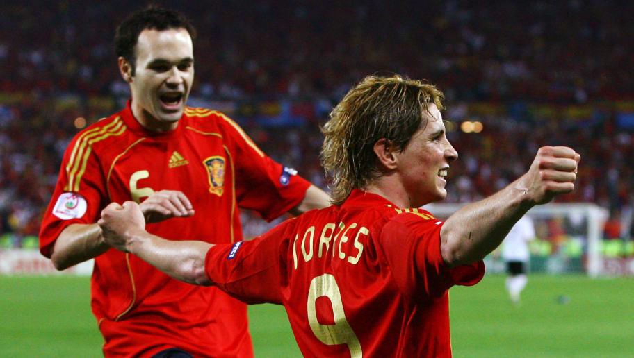 Fernando Torres,Andres Iniesta