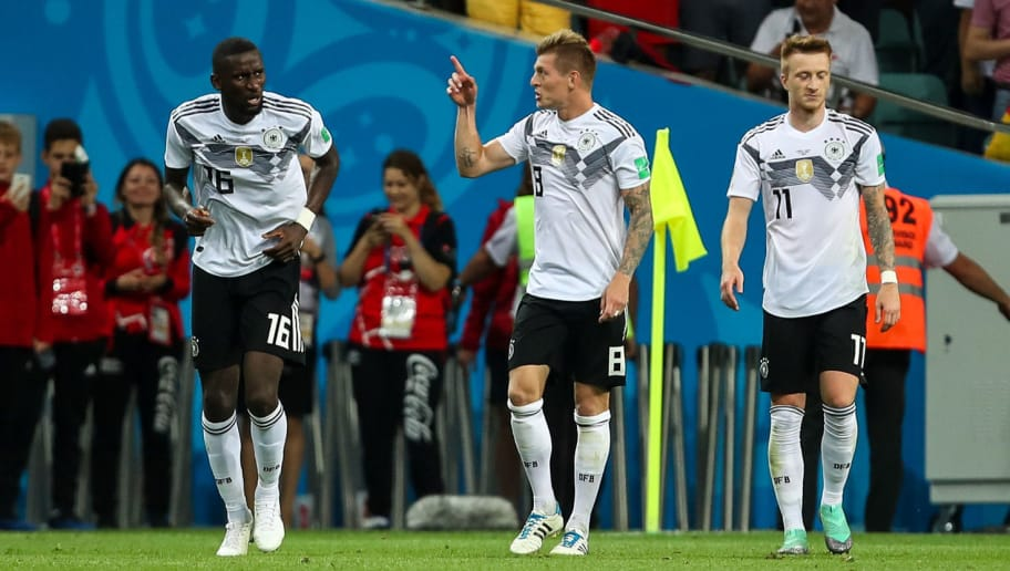 World Cup Preview  South Korea vs Germany - Classic Encounter 117a93741