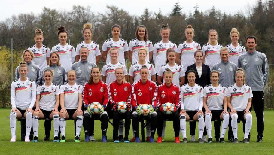 458375a5d9e Germany Name 23-Player Squad & Standby List for 2019 Women's World Cup in  France